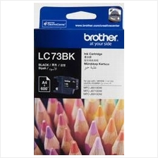 Brother LC-73 Black Ink (Genuine) 430 625 825 5910 6510 6910