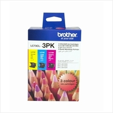 Brother LC-73 Color Value Pack Ink(Genuine) 430 625 825 5910 6510 6910