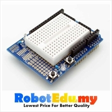 Arduino UNO R3 Prototyping Prototype Shield with Mini Breadboard