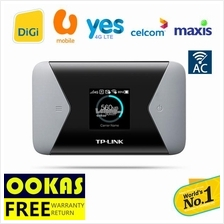 TP-LINK M7310 4G LTE Portable Modem Dual Band WiFi Wireless Router YES