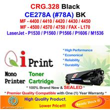 CANON CRG 328 MF4570 4750 CE278A Toner Compatible * NEW SEALED *