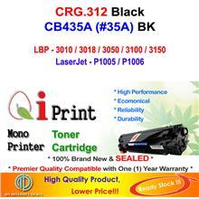 CANON CRG 312 LBP3010 LBP3050 CB435A Toner Compatible * NEW SEALED *