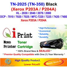 Brother TN2025 TN350 HL2040 2080 7480 Toner Compatible * NEW SEALED *
