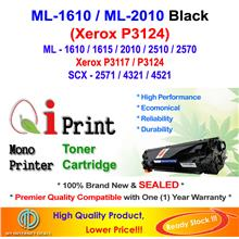 Qi Print ML-2010 ML2010 1610 P3124 Toner Compatible * NEW SEALED *