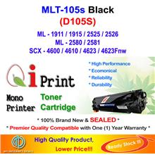 Qi Print D105S MLT-105S ML1915 2525 Toner Compatible * NEW SEALED *