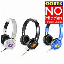 CLIPTEC Urban Jockey Dynamic Foldable Stereo Headset/Headphone BMH836