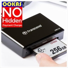 TRANSCEND CFAST 2 Memory Card Reader USB 3.0 500MB/s