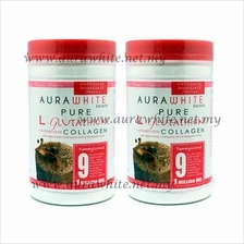 2 Jar Aura White Pure Gluta Chocolate Indulgence Free Ship + Free Gift