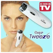 As Seen On TV - Tweeze Automatic Facial & Body Hair Removal *Free Pos