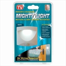 Mighty Light with Motion sensor Light Up with Automatic *Free Poslaju