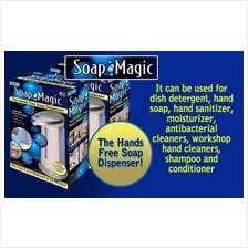 Soap Magic Automatic Sensor Soap Sanitizer Dispenser As Seen On TV