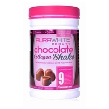 AURA WHITE CHOC INDULGENCE - from top stockist!
