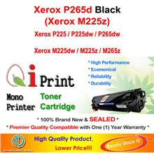 FUJI Xerox P225 265 M225 265 Toner Compatible * NEW SEALED *