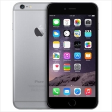 Apple Malaysia iPhone 6 Plus 16GB (Space Grey) FOC tampered glass+case