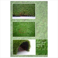 35MM ARTIFICIAL GRASS ,FAKE GRASS, SYNTHETIC GRASS (1M X 1M) (MIX)