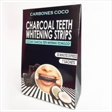 Carbones Coco Teeth Whitening Strips (7 Strips)
