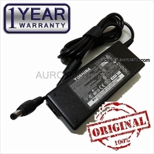 New Genuine Original Toshiba 19V 3.95A 75W 5.5 2.5 AC Adapter Charger