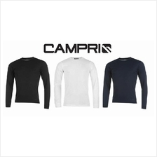 Campri Fitness Shirt Thermal Top (UK) (Fitness Gym Sport)