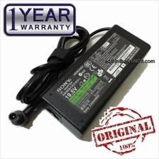 Original Sony Vaio VGN-SZ S5 S4 S3 N NR VGP-AC19V27 AC19V26 AC Adapter