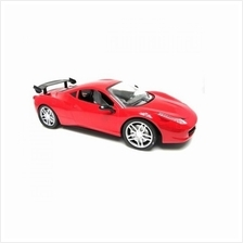 FERRARI F458 1:14 Scale Remote Control Car - Red