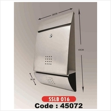 High Quality 304 Stainless Steel Mail Box Letter Box Pos Box