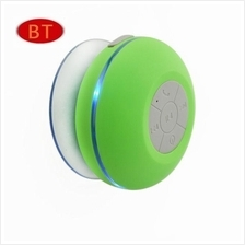 Flashing LED Bluetooth Shower Speaker with Suction Cup