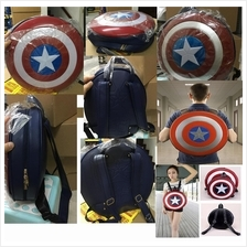 High QUality Captain America Bag (Leather Kulit) kualiti tertinggi