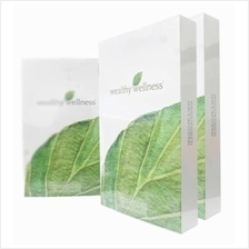 Sinus Cure & Skin Nutrition System keluaran Wealthy Wellness