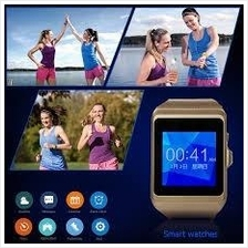 Upro3 Smartwatch Bluetooth 3.0/1.55 Screen Support SIM Card / TF Card