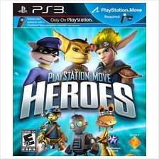 Playstation 3 Move Game Heroes, Carnival Island, The Shoot, Ape Escape