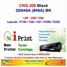 CANON CRG 308 LBP3300 LBP3360 Q5949A Toner Compatible * NEW SEALED *