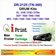 Brother DR2125 HL2140 2150 DRUM Compatible * NEW SEALED *