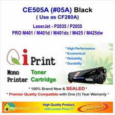 HP CE505A 05A P2035 P2055 CF280A Toner Compatible * NEW SEALED *