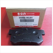 Suzuki Swift Sport Rear Brake Pad 55800-80J01 - GENUINE!!