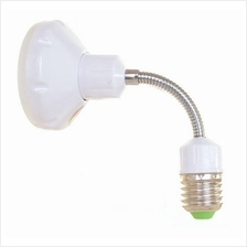 E27 LED Motion Sensor Auto On Light Bulb With Adjustable Angle