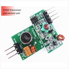 433M Wireless Transmitter and Receiver 1 Set