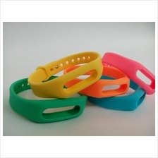 Xiao Mi Miband Replacement Silicone Wrist Band Strap