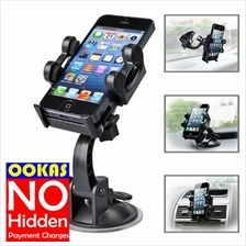 AVANTREE Dextra 3in1 Universal Car Phone Holder/Cradle/Mount Kit