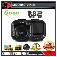 DOD RS2 Full HD 1080P Car DVR