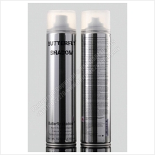 600ml Butterfly Shadow Strong Hold Hair Spray (Honeydew Flavor)