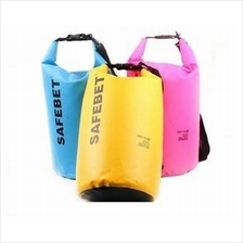 SAFEBET Waterproof Sport Dry Bag FREE Shoulder Strap Belt Swimming