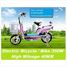 Electric Bicycle Bike Recharge Battery 48V 12Ah 350W High Power Motor