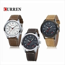 Original CURREN 8152 Men's Boy's Quartz Analog Watches