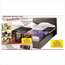 New White Model Multi Purpose Portable Adjustable Bedside Table Laptop