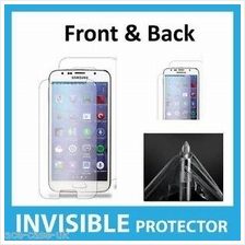 Samsung Galaxy S6 S7 Edge Plus Front Back Clear Matte Screen Protector