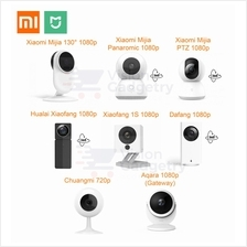 XiaoMi Yi Xiaofang Mijia Smart 360° PTZ HD IP Camera CCTV Night Vision