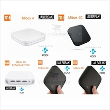 XiaoMi MiBox Box 3S 3C 7th Gen 64bit Android TV 4k HD KODI IPTV