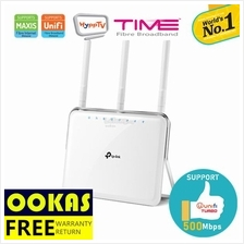 TP-LINK AC1900 Wireless Dual Band UNIFI/Maxis Fiber Router Archer C9