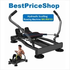 Hydraulic Sculling Rowing Machine Cardio Sexy Slimming Weight Lost