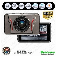T611 Car DVR Full HD 1080P Recorder Dashcam Camera G-Sensor Video